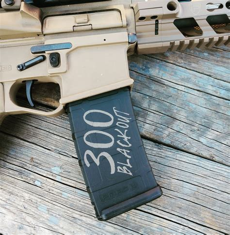 Will A 60 Round Pmag Work With 300 Blackout