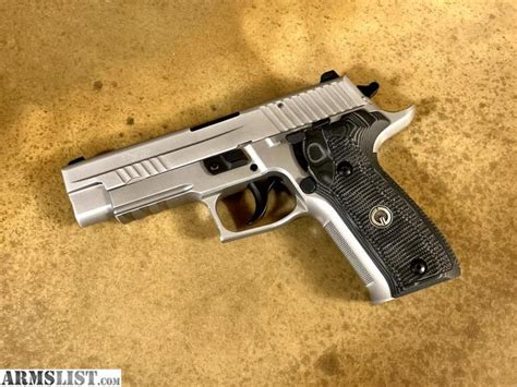 Will A Sig P226 Double Action Trigger Break In