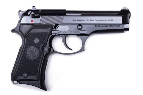 Beretta-Question Will Beretta 92compact Take P.