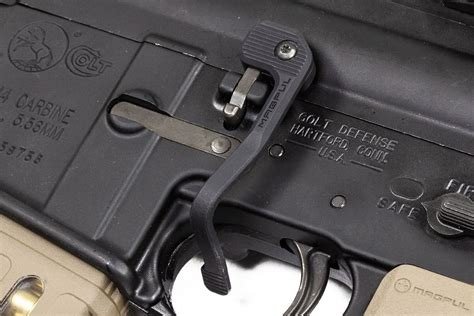 Will Magpul Bad Lever Work On Scar