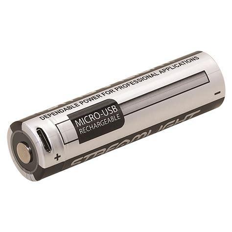Will Sony 18650 Battery Work In Streamlight