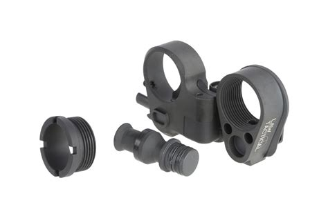 Will The Law Tactical Folding Stock Adapter Fit A Sba3