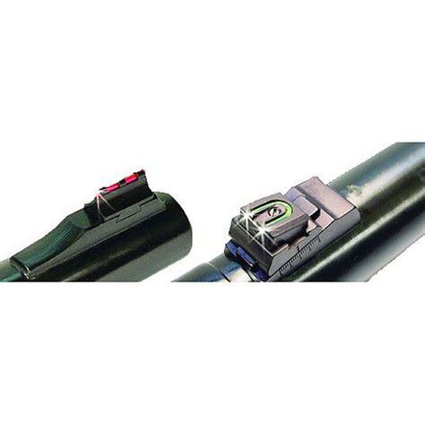 Williams Firesight Set Mossberg 500 Shotguns Fiber Optic Sights Steel