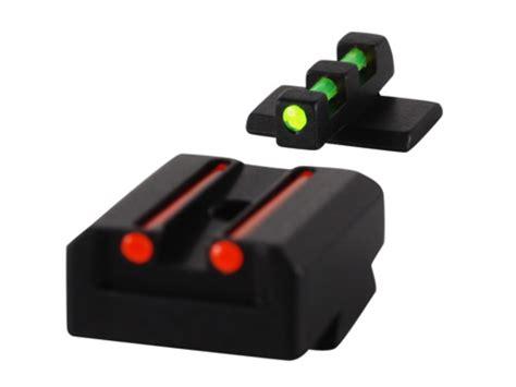 Williams Gun Sight 1911 Fire Sight Fiber Optic Sight Sets