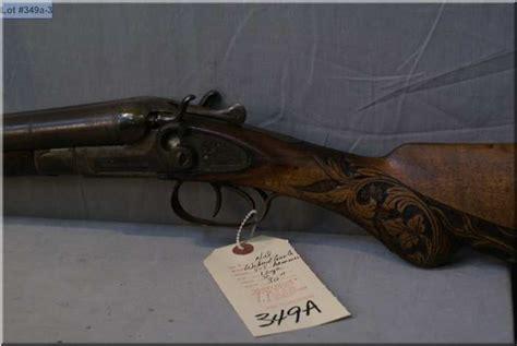 Wilmot Shotgun Model Royal Damascus