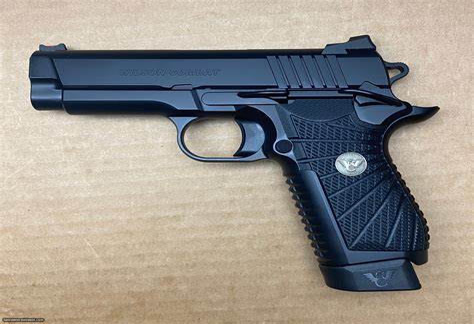Wilson Combat 1911 9mm For Sale