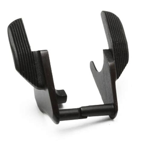 Wilson Combat 1911 Extended Ambidextrous Thumb Safety Blued Ambidextrous Safety