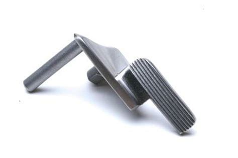 Wilson Combat 1911 Extended Thumb Safety Tactical Stainless