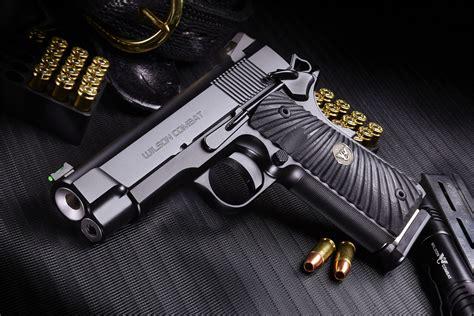 Wilson Combat 1911 Handguns - Top Gun Supply