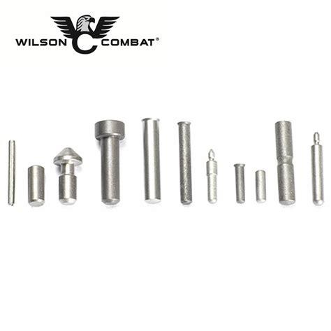 Wilson Combat 1911 Pin Set 1911 Pin Set Stainless