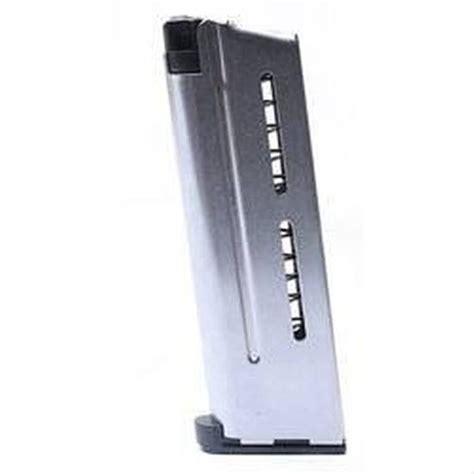 Wilson Combat Elite Tactical Magazine Etm With Base Pad