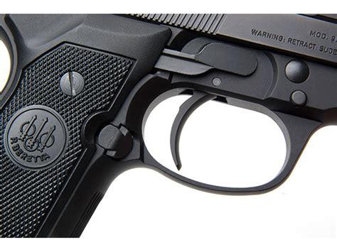 Wilson Combat Short Reach Trigger Beretta 92 96 Steel Black