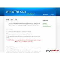 Discount win str8 club