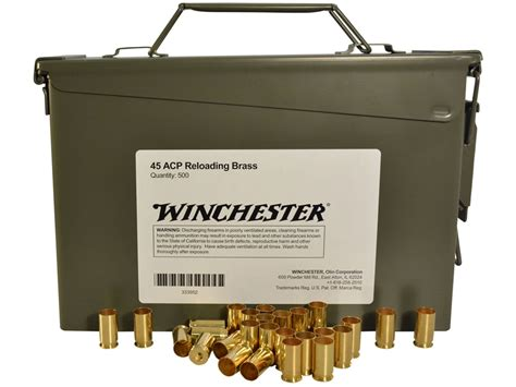 Winchers 45 Acp Ammo Can