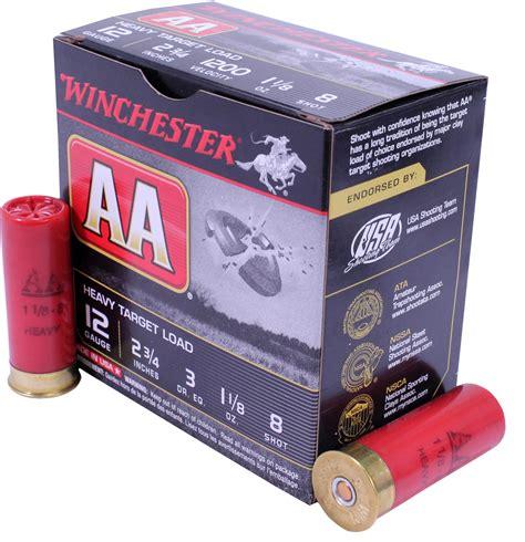 Wincheser Aa 12 Gauge Shotgun Shells
