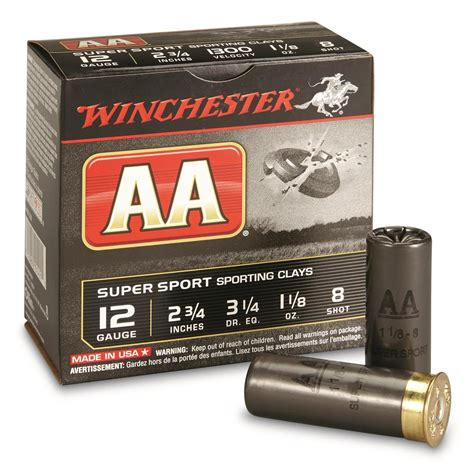 Winchester 12 Gauge Aa Supersport Sporting Clays And Ar15 M16 9mm Dedicated Conversion Block Colt