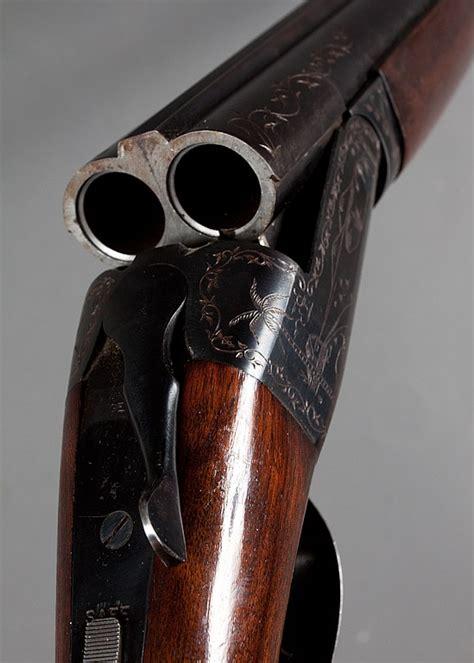 Winchester 12 Gauge Double Barrel Shotgun