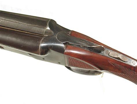 Winchester 12 Gauge Double Barrel Shotgun For Sale