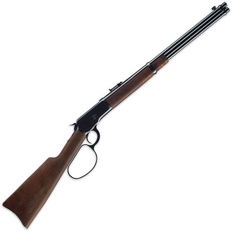 Winchester 1892 Rifle With A Looped Lever