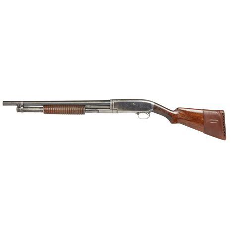 Winchester 1912 12 Gauge Shotgun