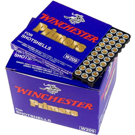 Winchester 209 Shotshell Primers - Lohman Arms