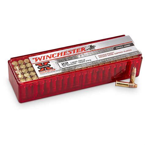 Winchester 22 Ammo Price