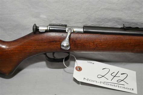 Winchester 22 Bolt Action Rifle Single Shot