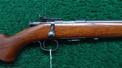 Winchester 22 Caliber Bolt Action Rifle And 22 Magnum Lever Action Rifle