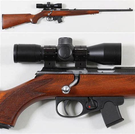 Winchester 22lr Bolt Action Rifle