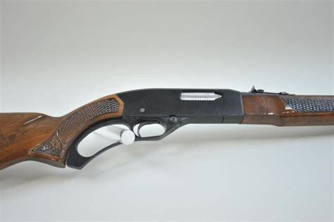 Winchester 255 Lever Action Rifle