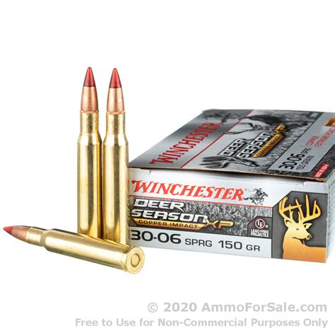 Winchester 30 06 Ammo For Sale