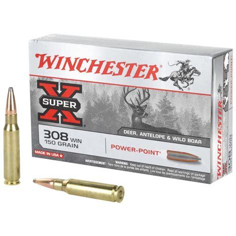 Winchester 308 Winchester 150 Grain Power-Point