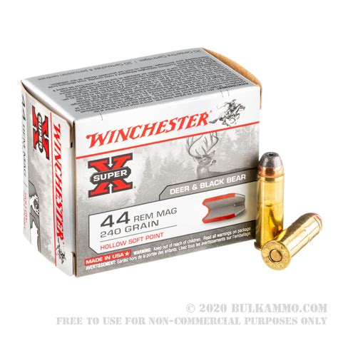 Winchester 44 Mag Ammo Reviews