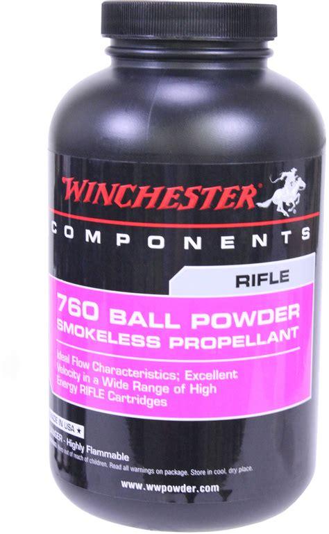 Winchester 760 Smokeless Propellant Reloading Powder