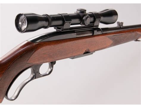 Winchester 88 Lever Action Rifle