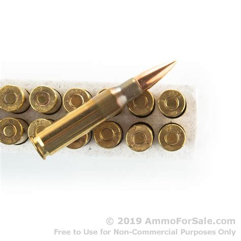 Winchester Ammo 7 62x51mm 147gr Fmj For Sale