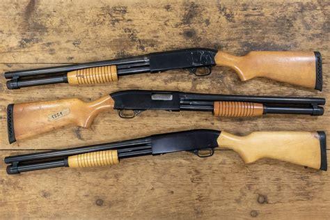 Winchester Defender 12 Gauge Shotgun Serial Number