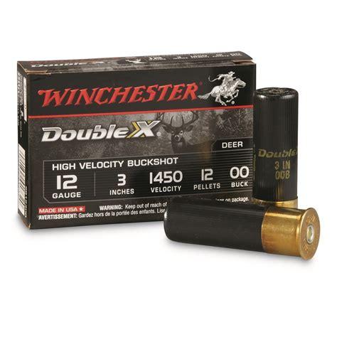 Winchester High Speed Shotgun Shells