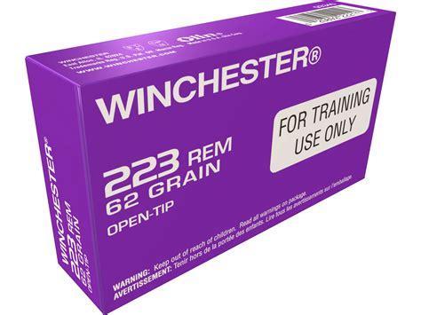 Winchester Le Training Ammo Purple