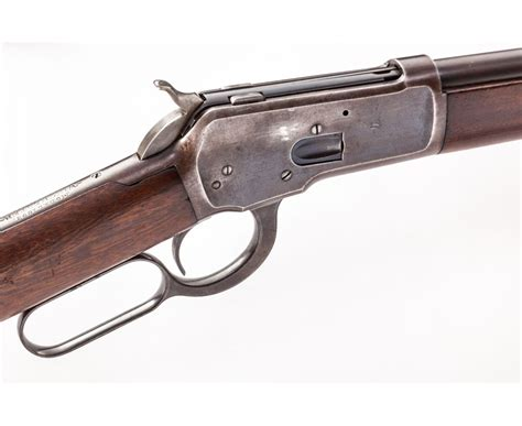 Winchester Lever Action Rifle 1892