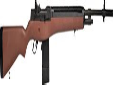 Winchester M14 Semi Auto Dual Ammo Air Rifle
