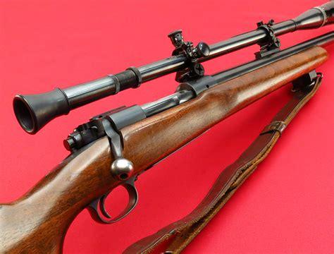 Winchester M70 Sniper Rifle