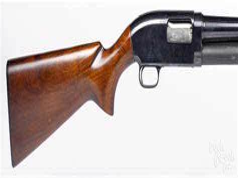 Winchester Model 12 Featherweight 12 Gauge Shotgun