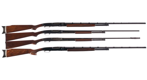 Winchester Model 12 Shotgun Price