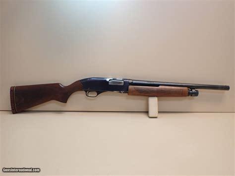 Winchester Model 1200 Riot Shotgun