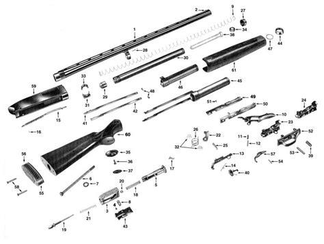 Winchester Model 1200 Shotgun Manual