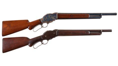 Winchester Model 1887 Shotgun History