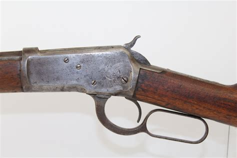 Winchester Model 1892 Lever Action Rifle For Sale