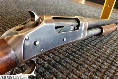 Winchester Model 1897 16 Gauge Pump Action Shotgun