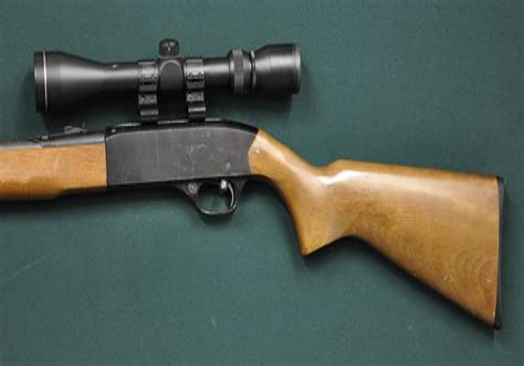 Winchester Model 190 Semi Auto 22 Rifle